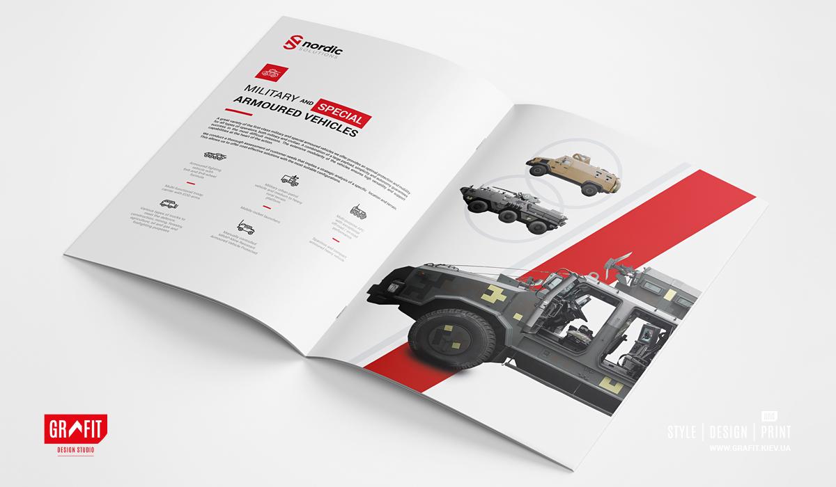 Дизайн буклетов и каталогов