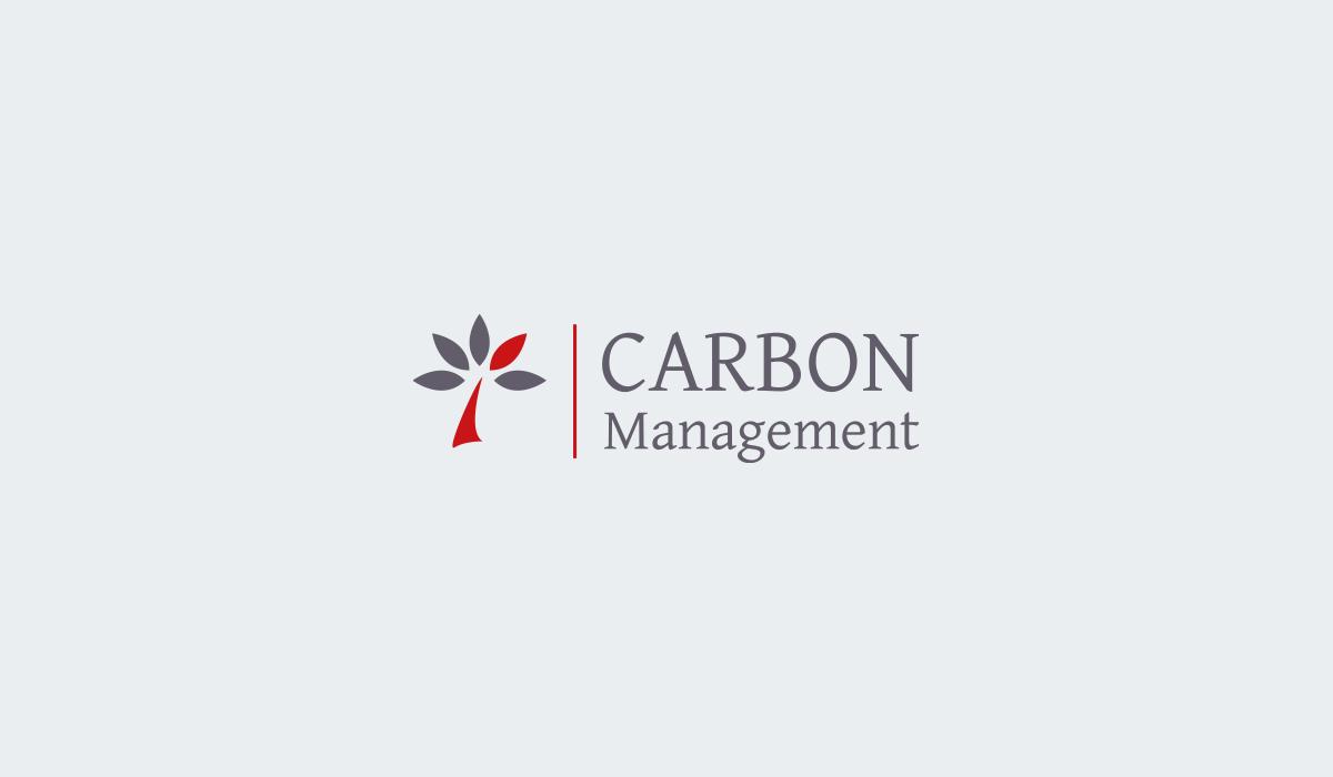 Разработка логотипа Carbon Management